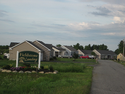 active adult community in maine